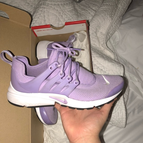 Nike Shoes   Pastel Purple Nike Prestos